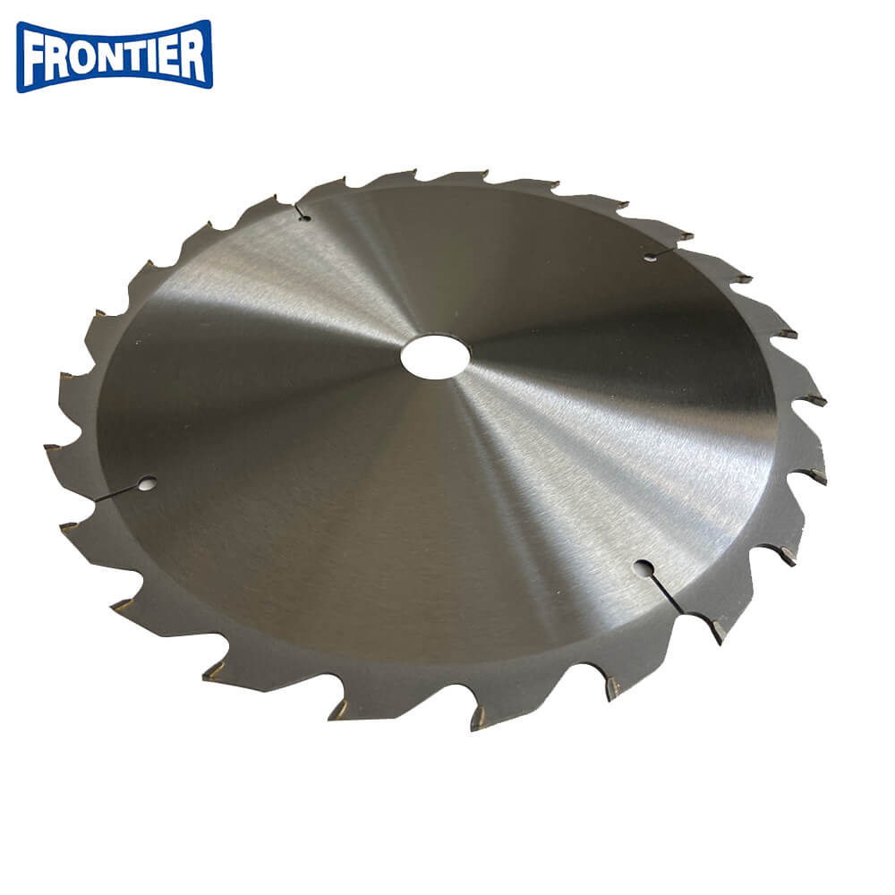High Quality 230*2.4/1.6*24T*22.23 Exporting Tct Saw Blade for Wood Cutting