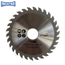 High quality 105*1.6/1.0*30T*22.23 tct saws cutting wood