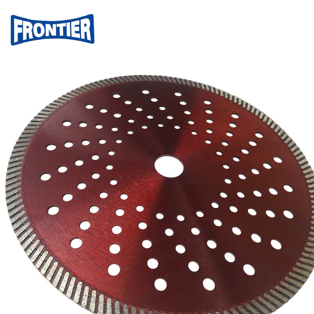 "230mm 9""inch 10mm height diamond saw blade for cutting granite"