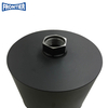 202mm diameter 180mm length dimple Korea diamond segment Core drill bit for dry cutting reinforced concrete