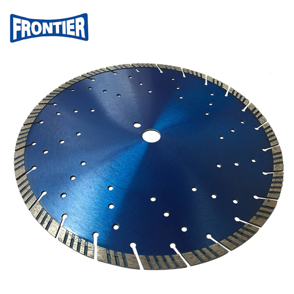 "350*4.0/2.2*12*24*25.4mm 14"" inch 12mm height diamond saw blade for cutting granite"