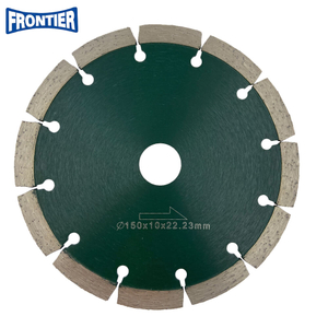150*2.0/1.4*10*12*22.23mm Hot Press diamond saw blade for general purpose , stone , brick and concrete