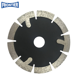 "5""inch 125x6.4x12x22.23mm diamond wall groove tuck point diamond saw blade"