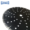 "350mm 14"" inch 20mm inner hole laser welded diamond saw blade for cutting Concrete"